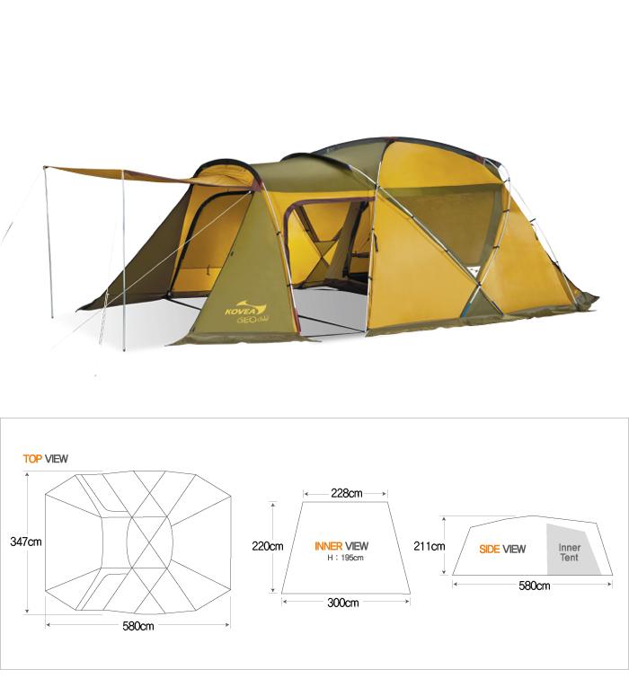코베아텐트 캠핑텐트 텐트