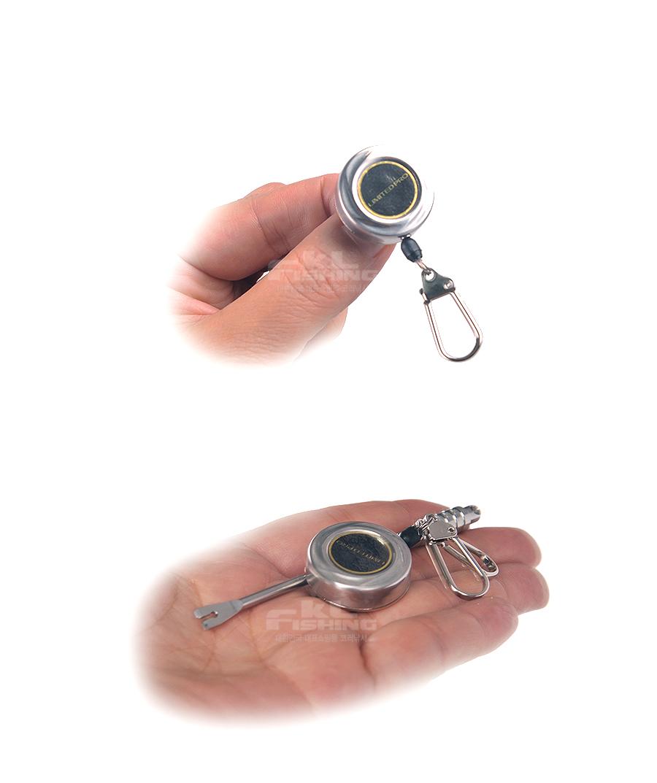 시마노 핀온릴 바늘&고개봉돌제거기 (PI-614N) 바늘빼기 좁살봉돌제거기 간다마제거기