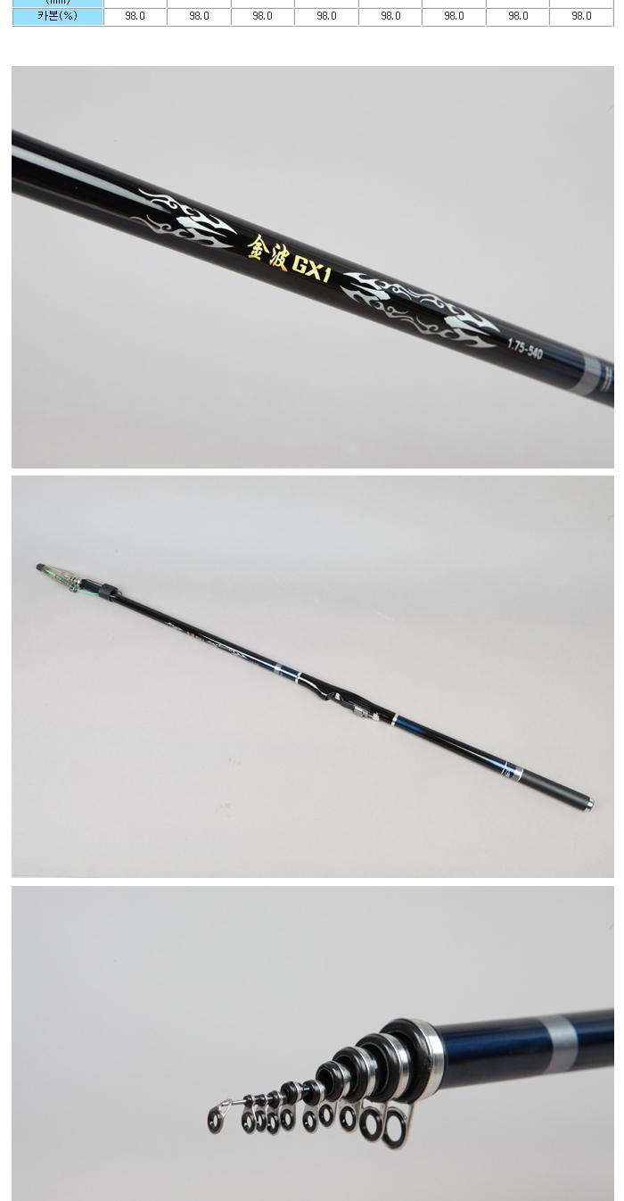 영규 금파 GX1 (갯바위부터 선상카고까지) 카고대 릴찌낚시대 카고낚시대 카고로드