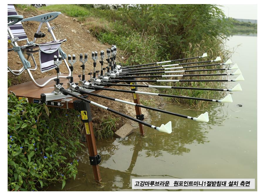아피스 원포인트 미니받침대 1절-MADE IN KOREA