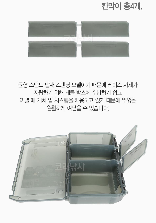 메이호 VS-800NDDM 소형태클박스 메이호태클박스 VS-7070 VS-7055 VW-2070 VW-2055 BM-5000 3010